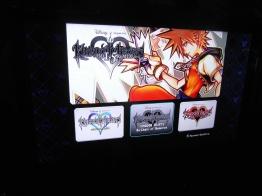 KH1.5 Remix start screen.